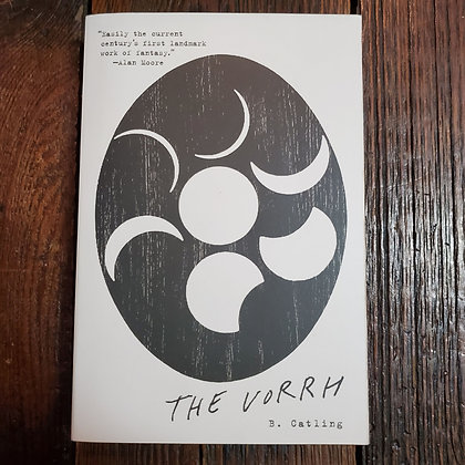 Catling, B. - THE VORRH (Softcover)