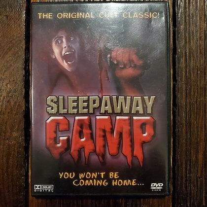 SLEEPAWAY CAMP - DVD