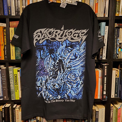 SACRILEGE : Lost in the Beauty You Slay - (NEW) Shirt Size Large