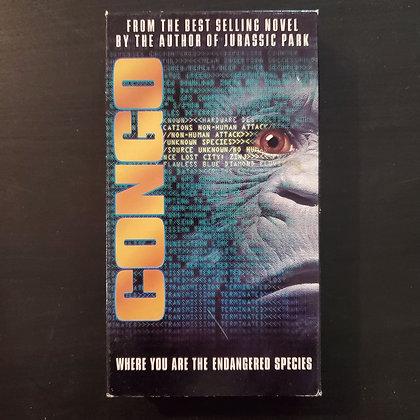 CONGO - VHS