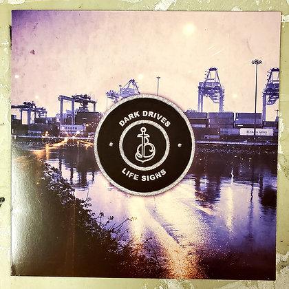 THE BALLANTYNES : Dark Drives, Life Signs - Vinyl LP