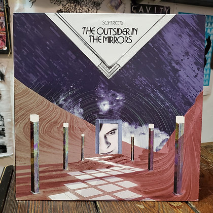 SOFT RIOT : The Outsider In The Mirrors - Vinyl LP