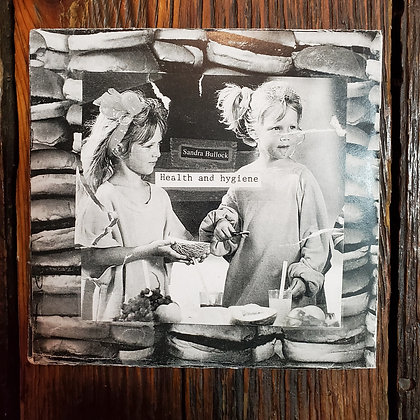 SANDRA BOLLOCK : Health and Hygiene - CD