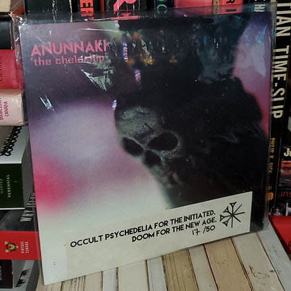 ANUNNAKI - The Chelaship (CD Ltd.50)