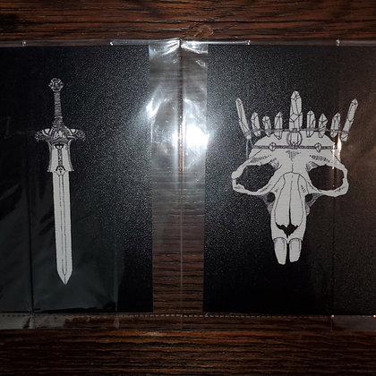 "WALDEINSAMKVLT ""Legend & Ornament"" Local Art Print 2 Pack"