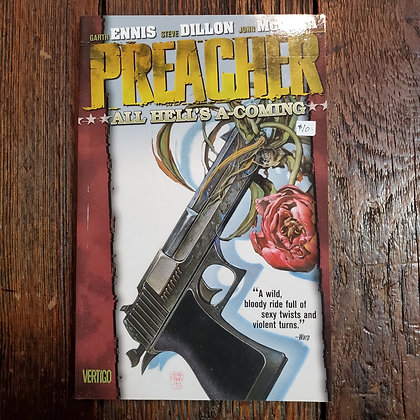 PREACHER : All Hell's A-Coming - Graphic Novel #8