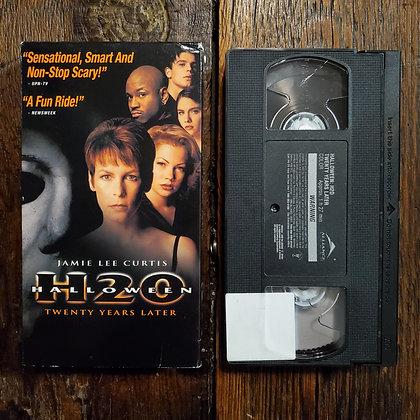 HALLOWEEN H20 - VHS