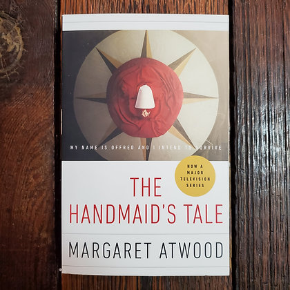 Atwood, Margaret : THE HANDMAID'S TALE - Softcover