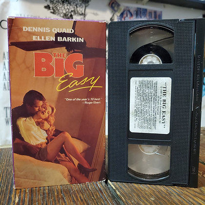 THE BIG EASY - VHS