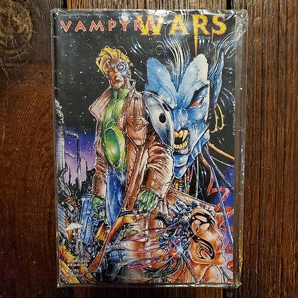 VAMPYRE WARS #1 Comic Book