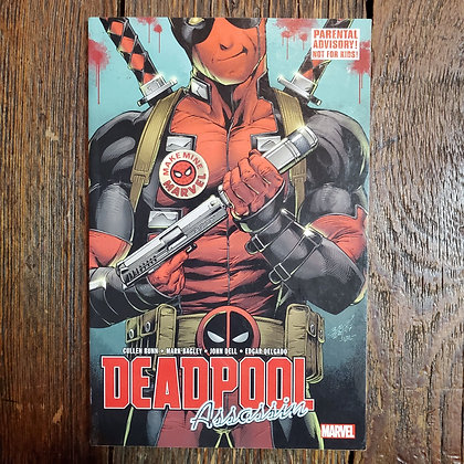 DEADPOOL Assassin Graphic Novel