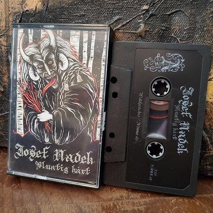 Josef Nadek:Bluatig hårt  - Tape (Ltd.50 Copies)