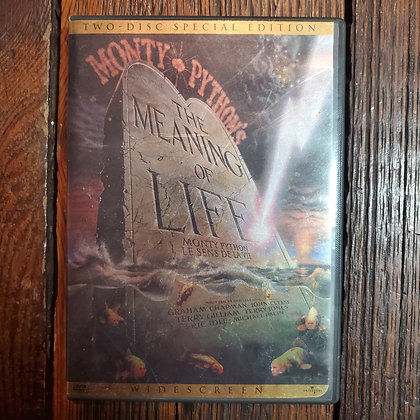 MONTY PYTHON'S THE MEANING OF LIFE - 2 DVD