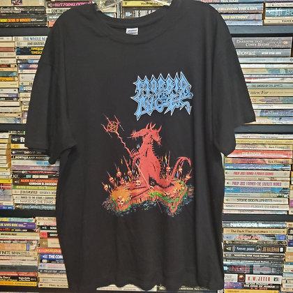 MORBID ANGEL Obliteration of Downunder (XL Shirt)
