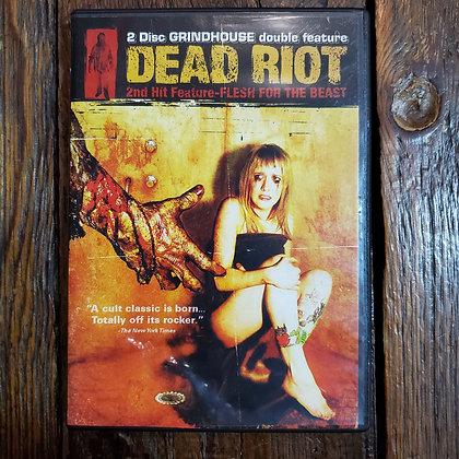DEAD RIOT : 2 Disc Grindhouse Double Feature DVD