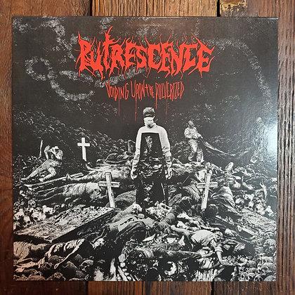 PUTRESCENCE : Voiding Upon The Pulverized - Vinyl LP