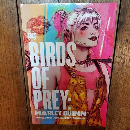 BIRDS OF PREY : Harley Quinn - Graphic Novel