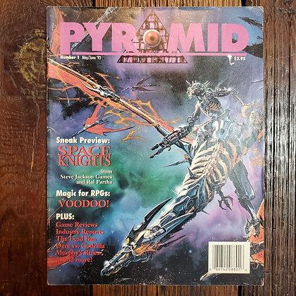 PYRAMID Magazine (#1 - 1993)