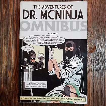 THE ADVENTURES OF DR. MACNINJA Omnibus Volume 1