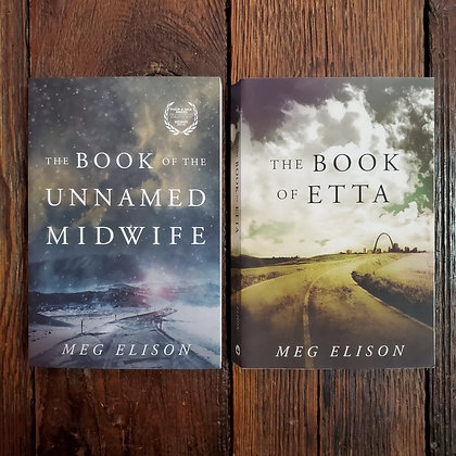 Elison, Meg : 2 Book Deal = THE BOOK OF THE UNNAMED MIDWIFE / THE BOOK OF ETTA