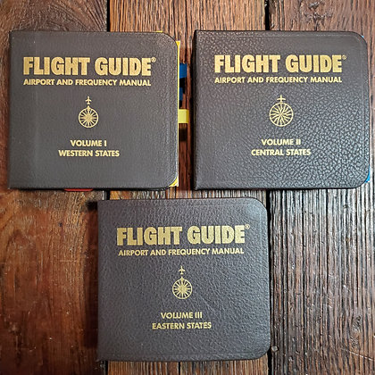 3 FLIGHT GUIDES