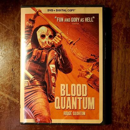 BLOOD QUANTUM - New 2020 DVD