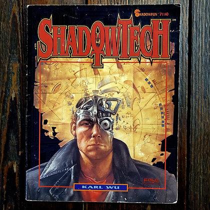 SHADOWRUN : Shadowtech  - 1992 RPG BOOK