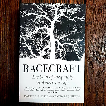 RACECRAFT The Soul of Inequality in American Life - Softcover Book