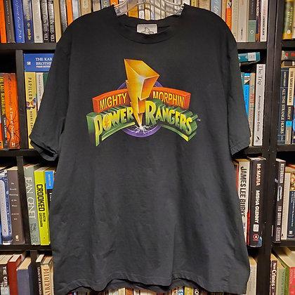 POWER RANGERS Shirt (XL/L no size tag)