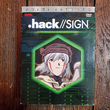 .HACK//SIGN - Complete Collection 6 DVDs