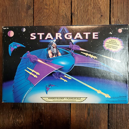 STARGATE 1994 Winged Glider In Box