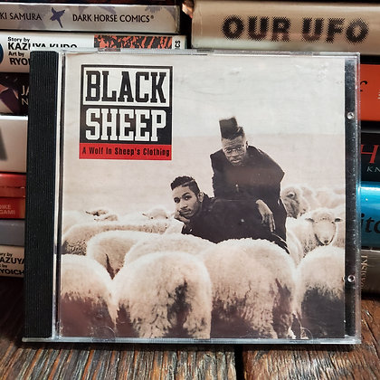 BLACK SHEEP - A Wolf In Sheep's Clothing CD