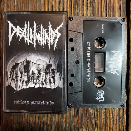 DEATHWINDS : Endless Wastelands - TAPE
