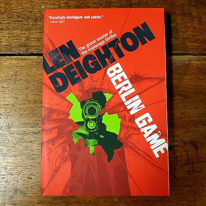 Deighton, Len : BERLIN GAME - Softcover Book