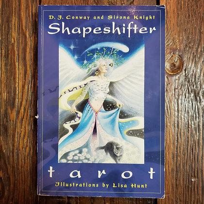 Hunt, Lisa : SHAPESHIFTER TAROT - Softcover Book