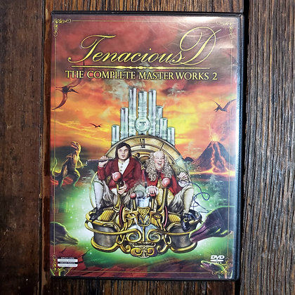 TENACIOUS D The Complete Master Works 2 DVD