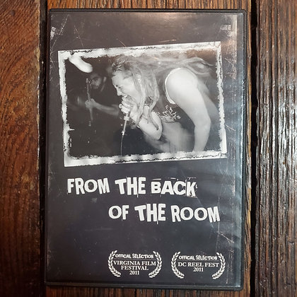 FROM THE BACK OF THE ROOM - DVD