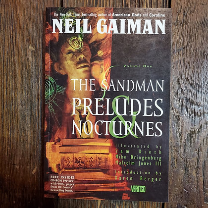 THE SANDMAN - Preludes & Noctures (Graphic Novel #1)