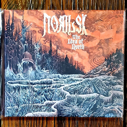 Norilsk: The Idea Of North - CD [NEW! Hypnotic Dirge Records]