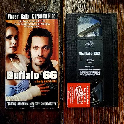 BUFFALO 66 - VHS