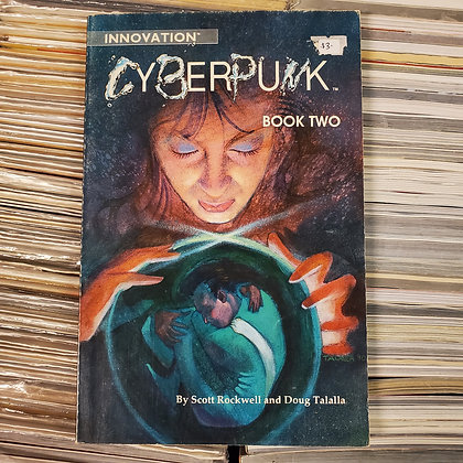 CYBERPUNK Book Two 1990