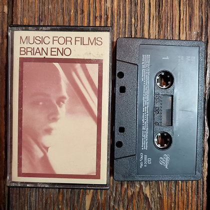BRIAN ENO : Music For Films - Tape