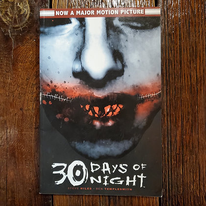 30 DAYS OF NIGHT - Graphic Novel #1