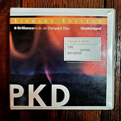 Dick, Philip K : THE DIVINE INVASION - 8 Disc Audio Book