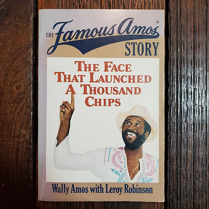 Amos, Wally - THE FAMOUS AMOS STORY ( Signed! )