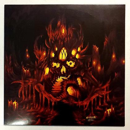 RITUAL NECROMANCY : Oath of the Abyss - Vinyl LP