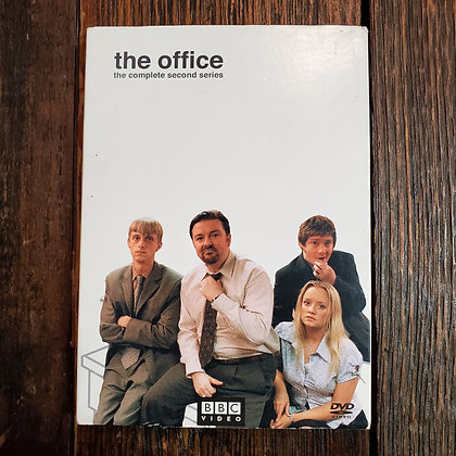 THE OFFICE : THE COMPLETE SECOND SERIES