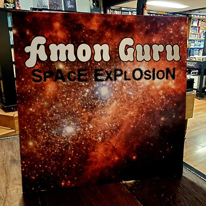 AMON GURU - Space Explosion