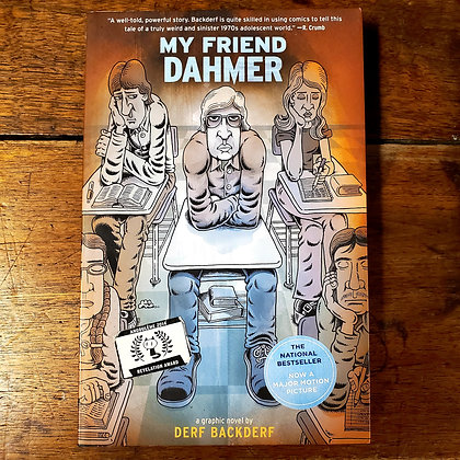 MY FRIEND DAHMER - Softcover Graphic Novel