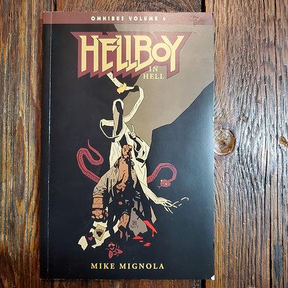 HELLBOY Omnibus Volume 4